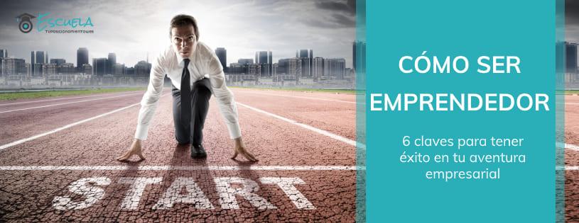 como ser emprendedor