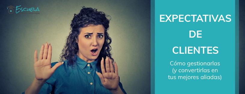 expectativas clientes