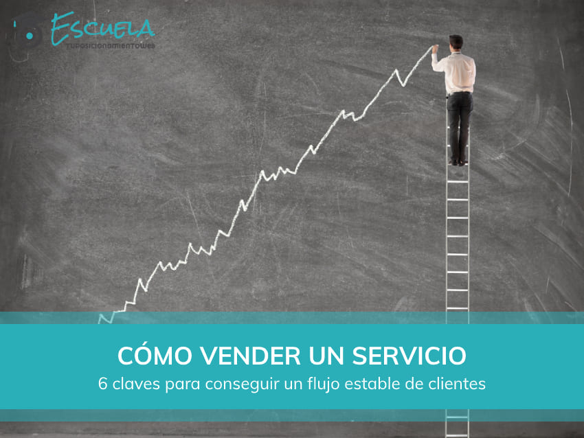 vender un servicio