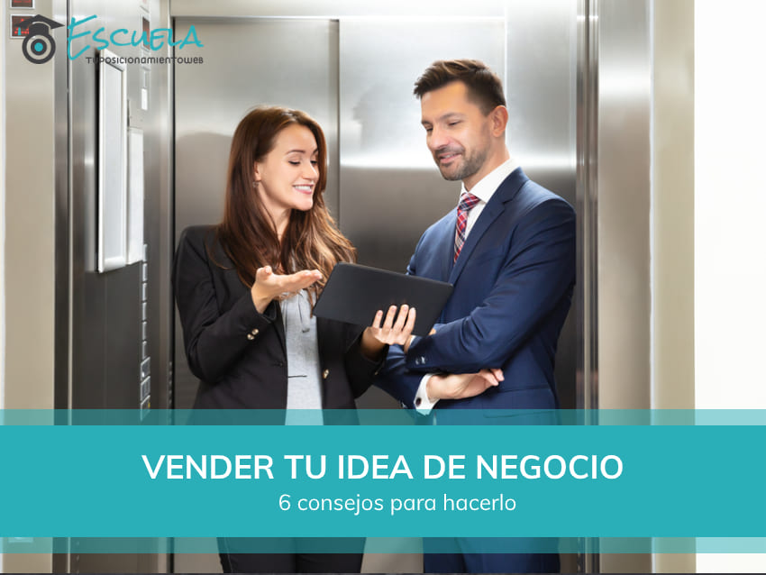 vender idea de negocio